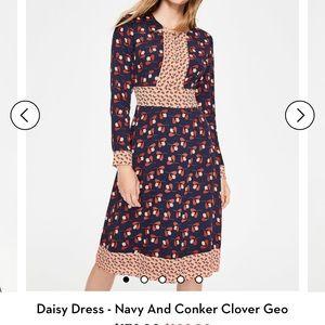 Boden Daisy Dress NWOT